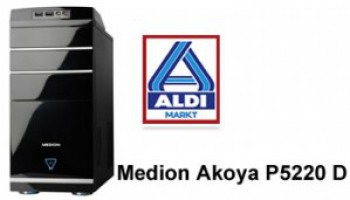 Medion Akoya P5220 D Test