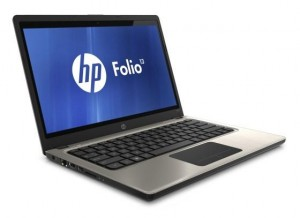 HP Folio 13 Test