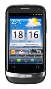 Huawei Ideos X3 Test