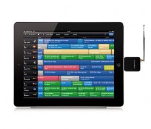 iPad DVB-T Empfang