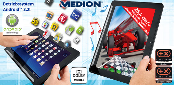 Medion LifeTab P9514 Test