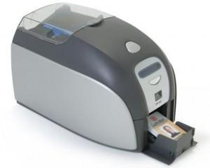 Plastikkarten Drucker